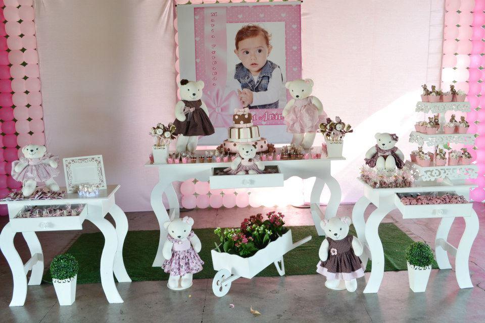 decoracao festa balada infantil:Festas Personalizadas Tia Nú: Festa personalizada Ursinha Marrom e
