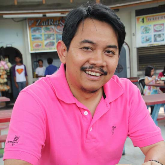 Abang Ensem di Mata Aku - Pakar Pelaburan Hartanah Malaysia