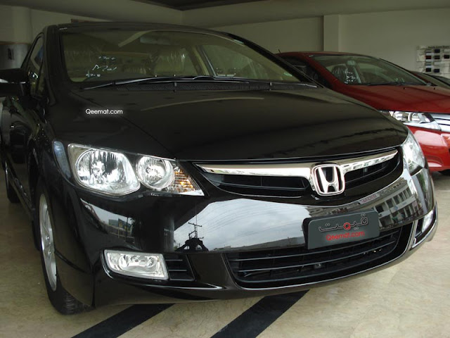 Honda Civic Reborn