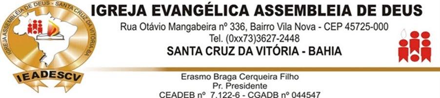 IGREJA ASSEMBLEIA DE DEUS S.C.V