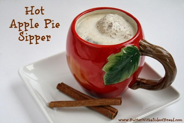 hot apple pie sipper