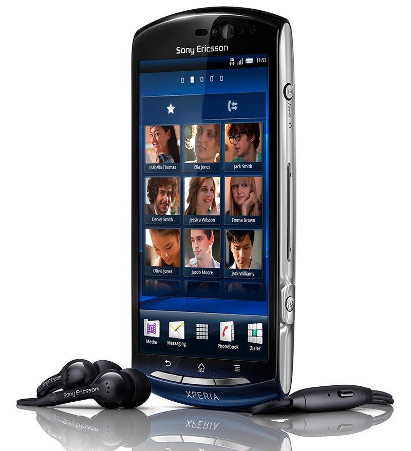 sony ericsson xperia neo pro. Sony Ericsson officially