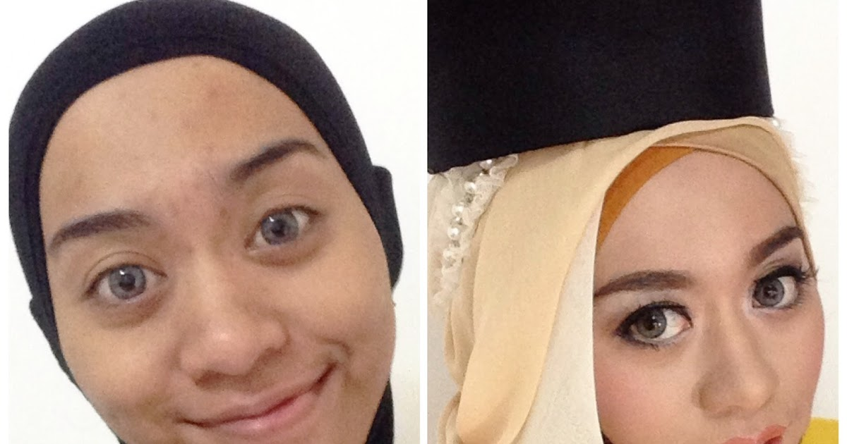 Ini Vindy Yang Ajaib: Tutorial Make Up Natural dan Hijab