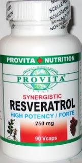 RESVERATROL - Forte