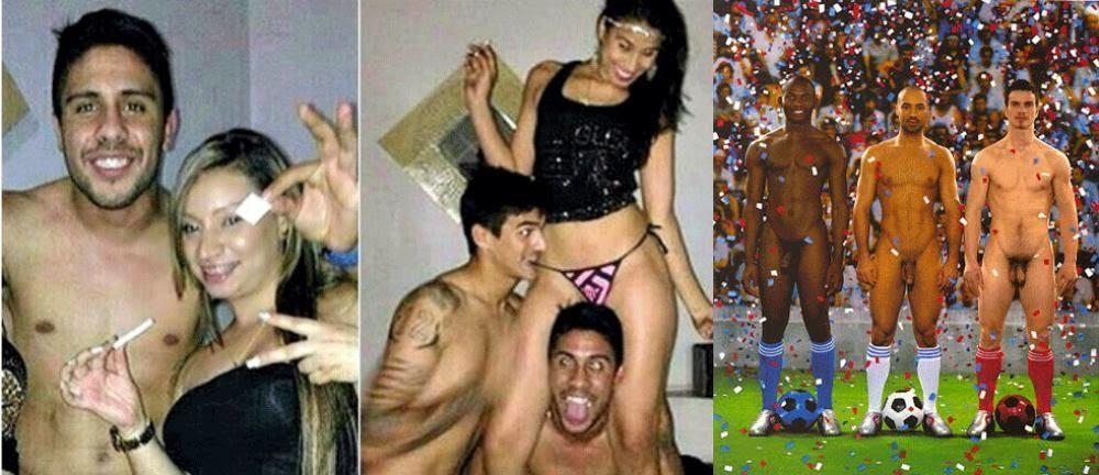 Naked girls pov gif