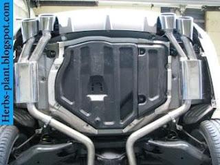 Mercedes c200 exhaust - صور شكمان مرسيدس c200