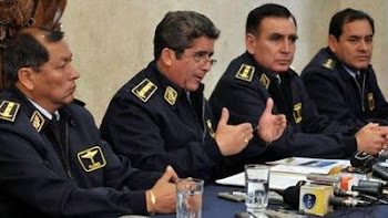 por primera vez coroneles de la Fuerza Aérea denuncian casos concretos