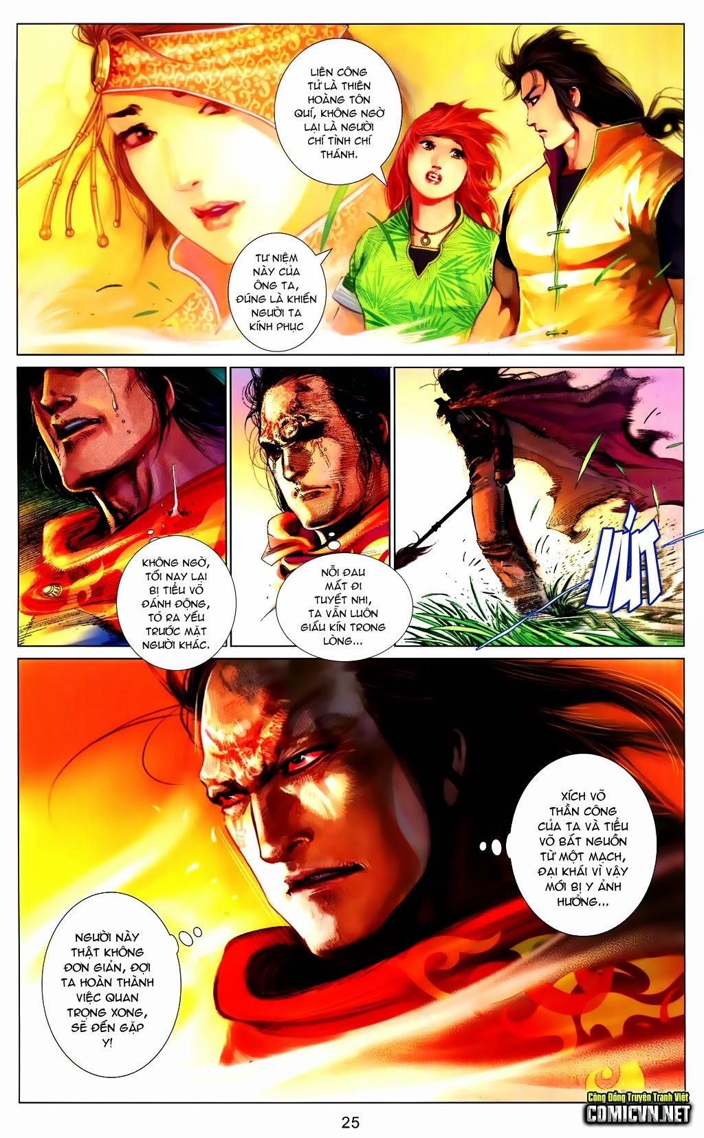 Phong Vân Chap 663 - Trang 25