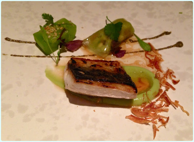 The Ledbury, London - Mackerel