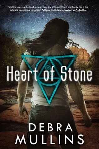 Heart of Stone paranormal romance by Debra Mullins
