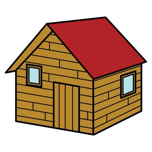 O burro de miranda la casa fichas vocabulario - Casas de madera y cemento ...