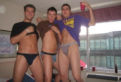 image Straight playmate bulge gay porn i had them