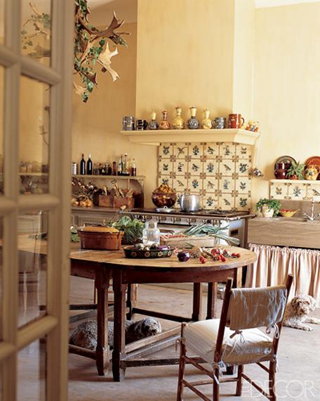 Country Decor Kitchen: Alamodeus: Country Kitchens