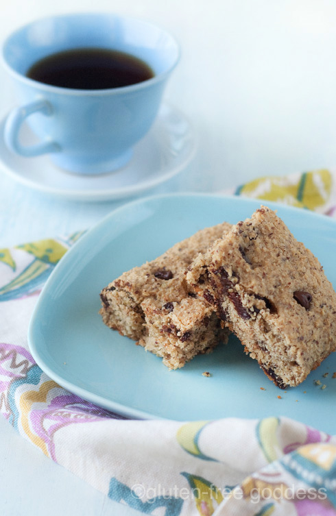 Gluten-Free Breakfast Bars | Gluten-Free Goddess Recipes