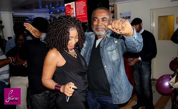 benita nzeribe birthday london