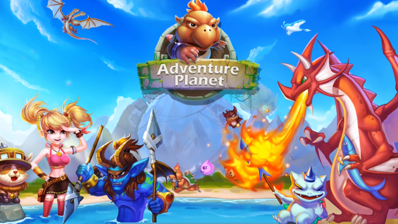 Adventure Planet Gameplay IOS / Android