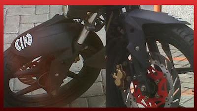 Aksesoris Modifikasi Vixion Streetfighter