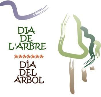 Biovedruna eventos celebraci n d a del rbol en el ceacv for Dia del arbol 01 de septiembre