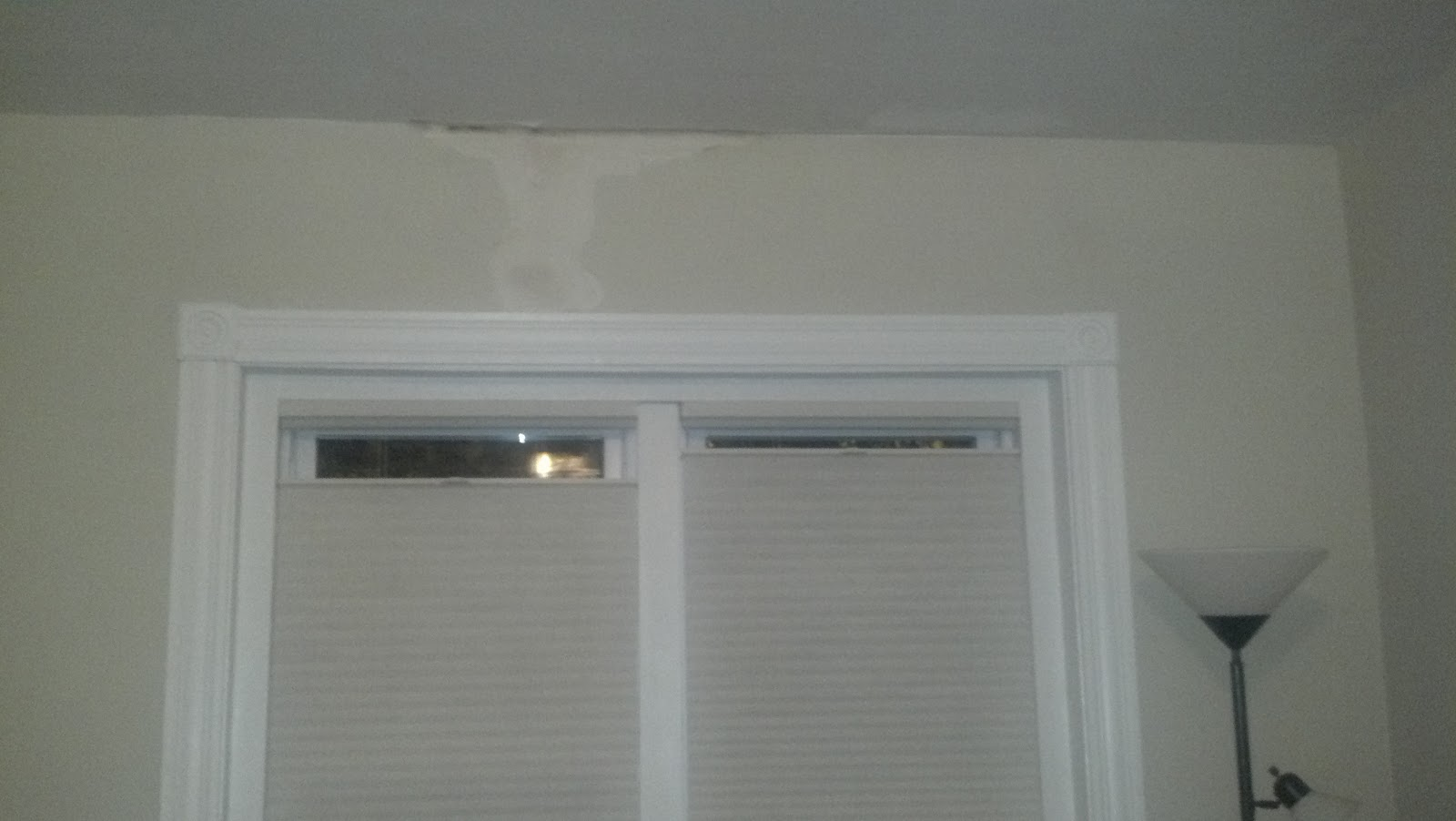 My Old Kentucky Home in DC: Water Damage Repaired? #867F45