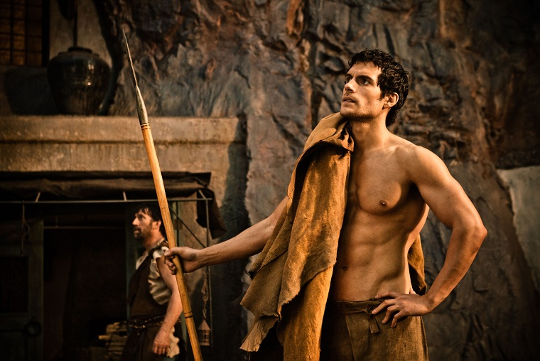Henry Cavill Workout And Diet Secret Muscle World