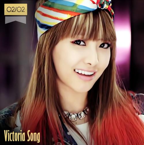 2 de febrero | Victoria Song - @FxVictoria_song | Info + vídeos