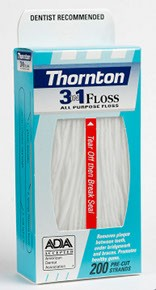 Amostra Gratis Fio Dental da Thornton