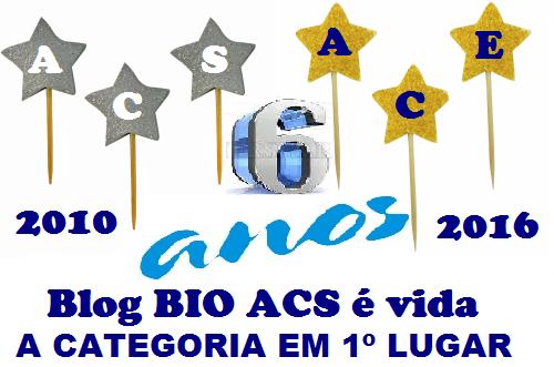 Blog BIO ACS é vida
