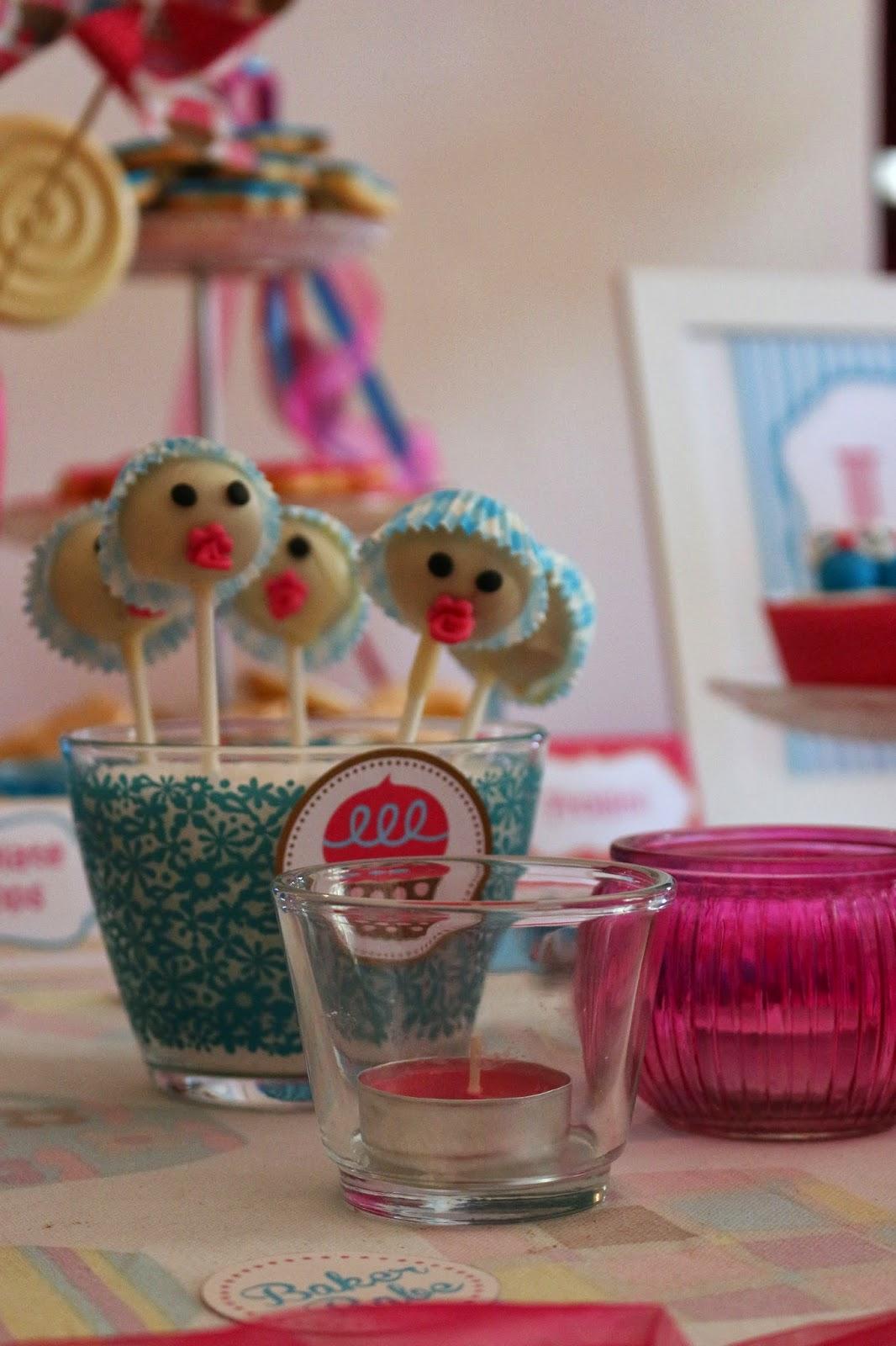 cake pop baby shower