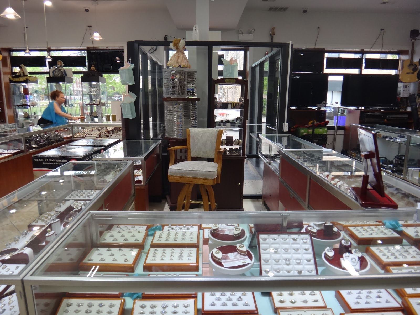 rogers park chamber of commerce howard jewelry and loan