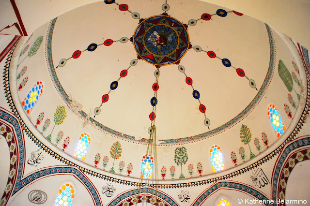 Dome of Koski Mehmed-Pasha Mosque, Mostar, Bosnia and Herzegovina