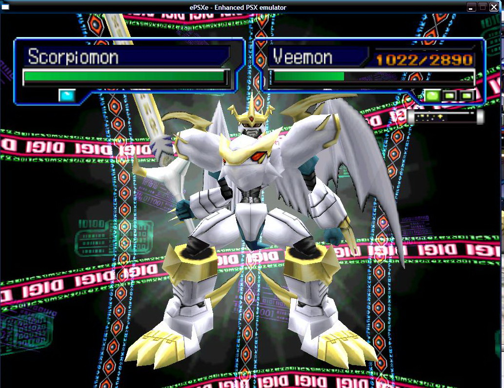 Download Game Digimon For Hp