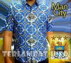 Batik Bola Manchester City