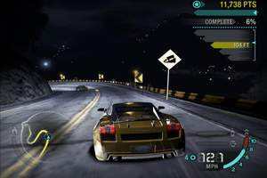 Need for Speed Carbon PC Game_Screenshot-1