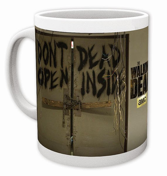 Taza The Walking Dead Puerta