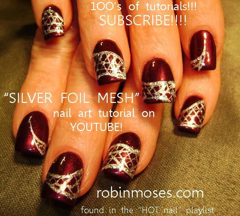 "robin moses nail art ""fall leaves"" ""fall leaf"" ""nail art"