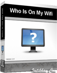 Who Is On My Wifi 2.1.4