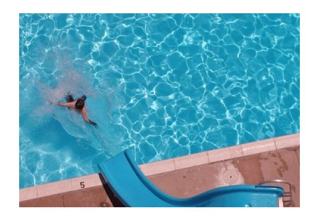 Installer un toboggan dans sa piscine zodiac vortex 1 for Toboggan pour piscine hors sol