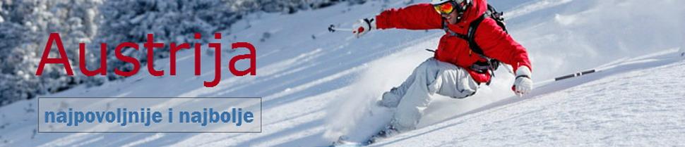 Skijanje u Austriji | Povoljno skijanje - Austrija |