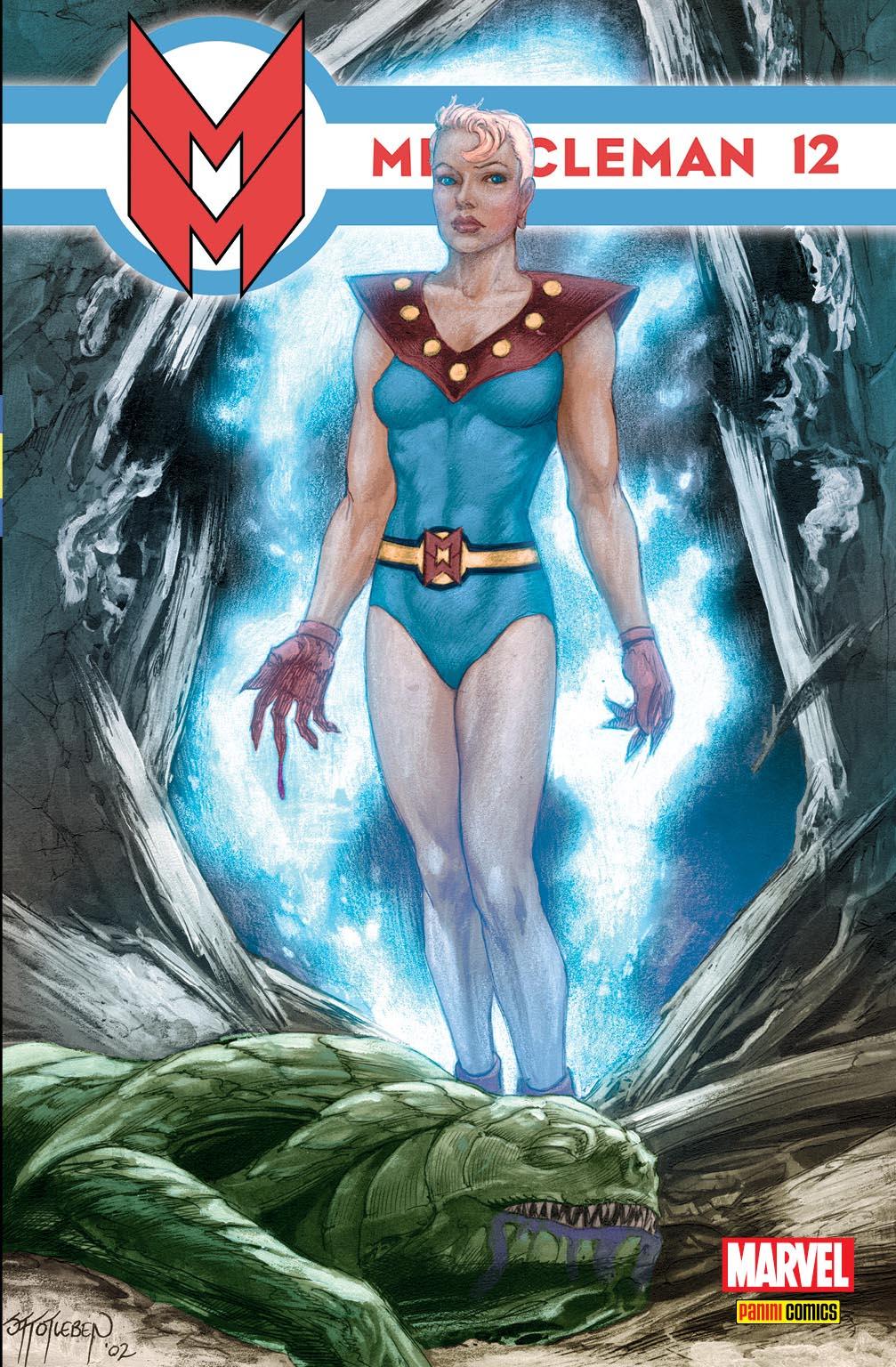 Checklist Marvel/Panini (Julho/2019 - pág.08) - Página 3 MIRACLEMAN%2B12