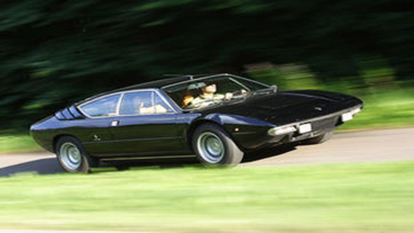 1974 Lamborghini Urraco P300 Related Infomation