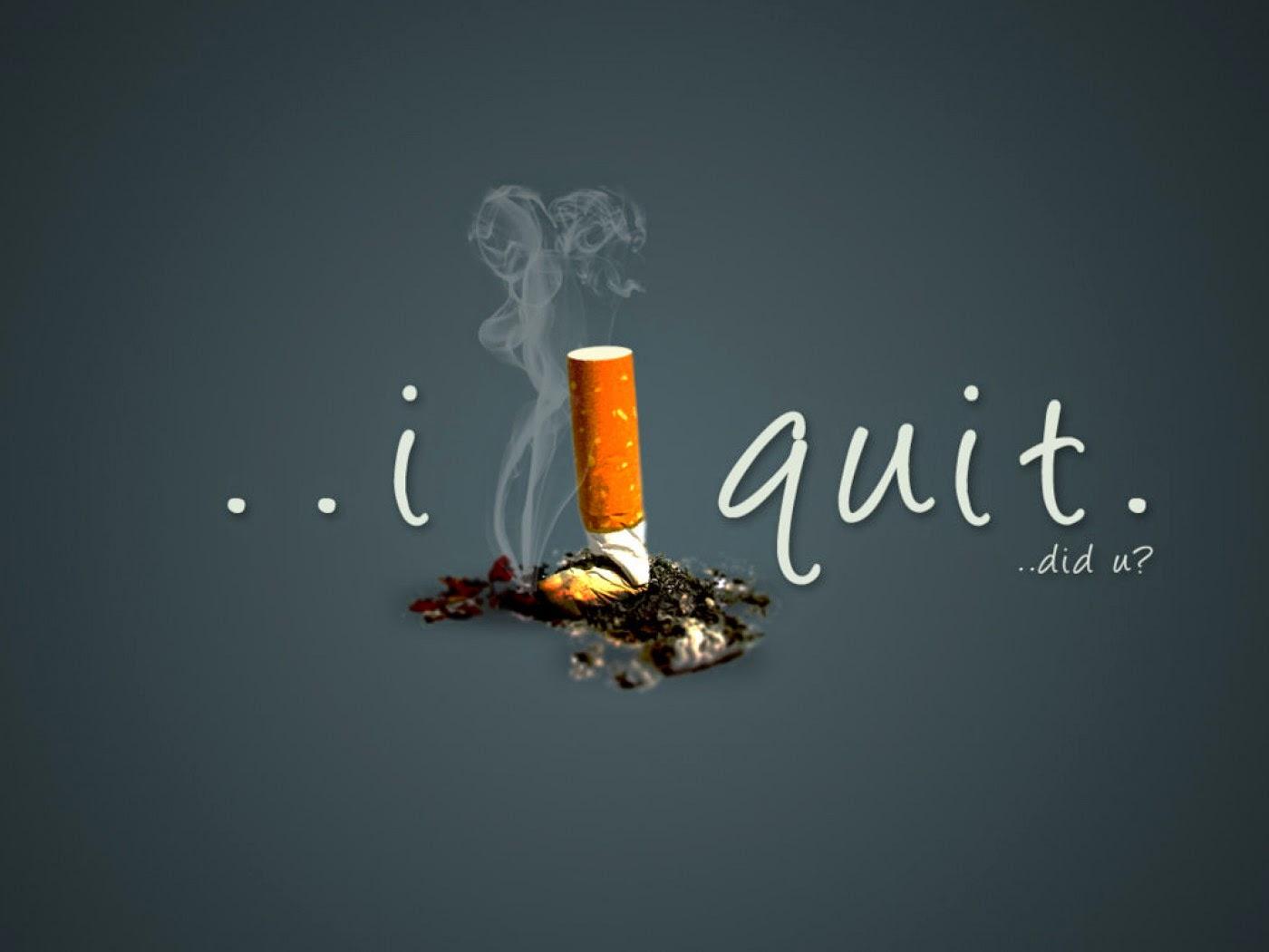 Berhenti Merokok sekarang juga