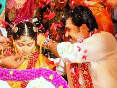 KarthiRanjani Wedding Pics