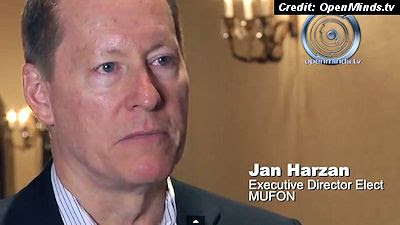Meet MUFON's New Executive Director Jan Harzan