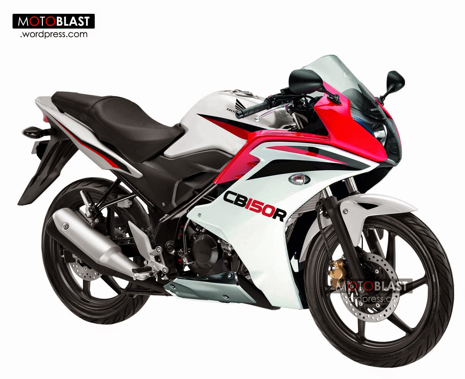 Foto Modifikasi Honda CB150R Street Fighter Terbaru