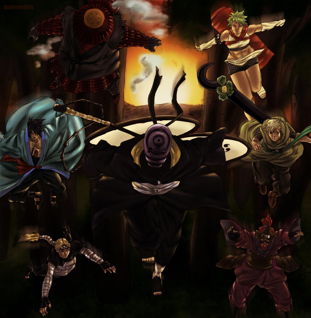 Naruto - Chapter 546 - Pic 18
