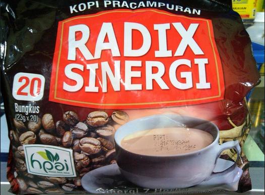 Jual Kopi Radix Murah