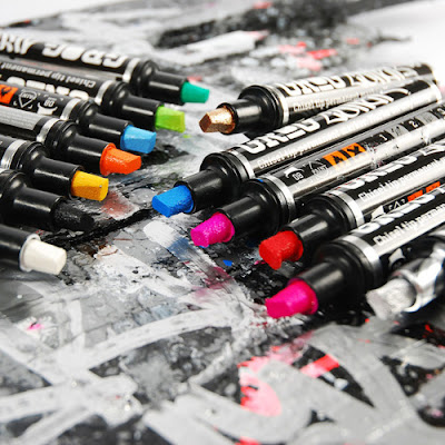 Graffiti Markers