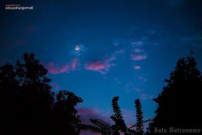 Ramainya Langit Timur 4 Agustus 2013