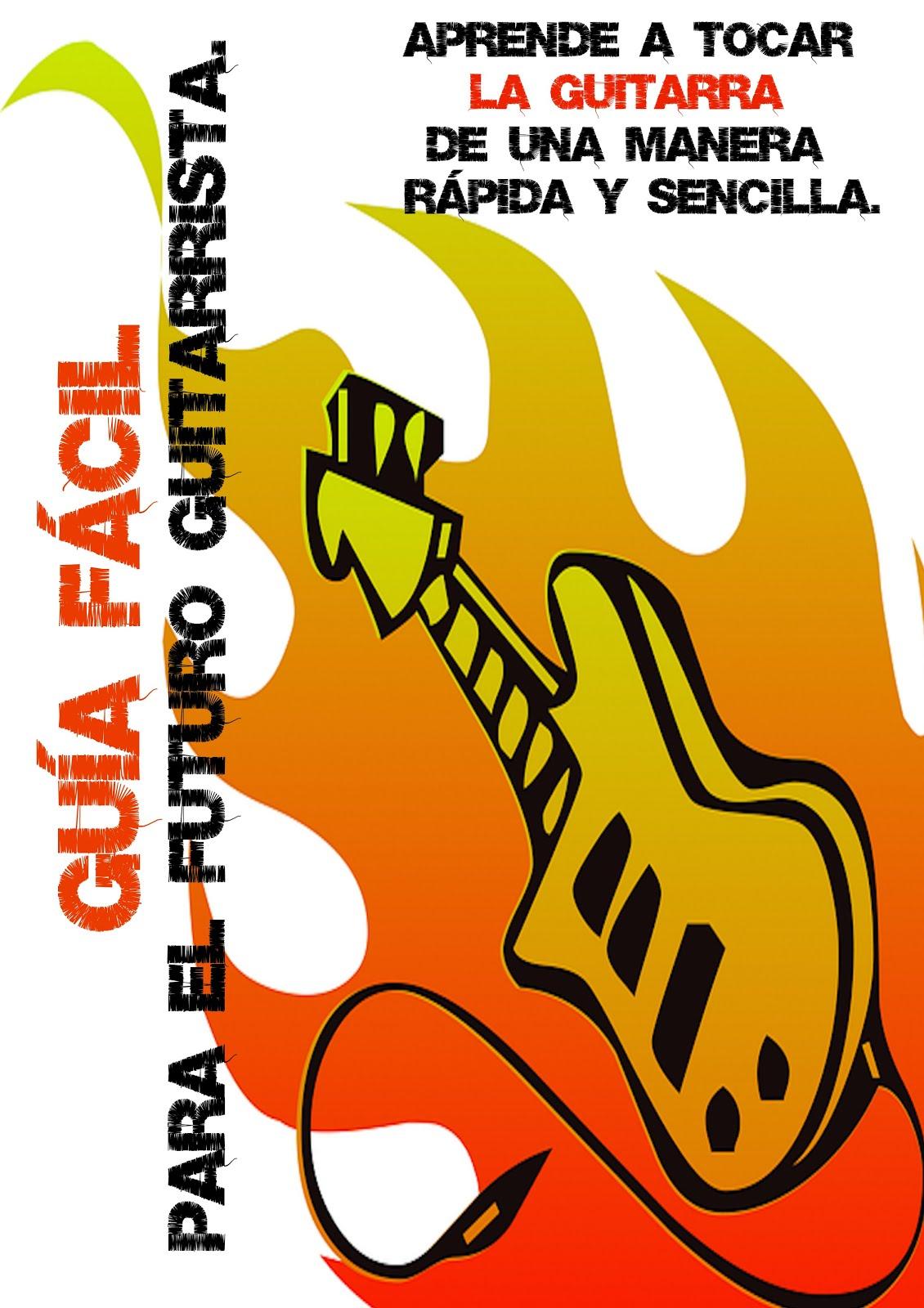 Aprende a tocar la guitarra de la manera más rápida y sencilla!!
