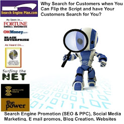 Why Search for Customers?